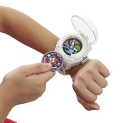 Yokai, reloj con sonidos, color blanco